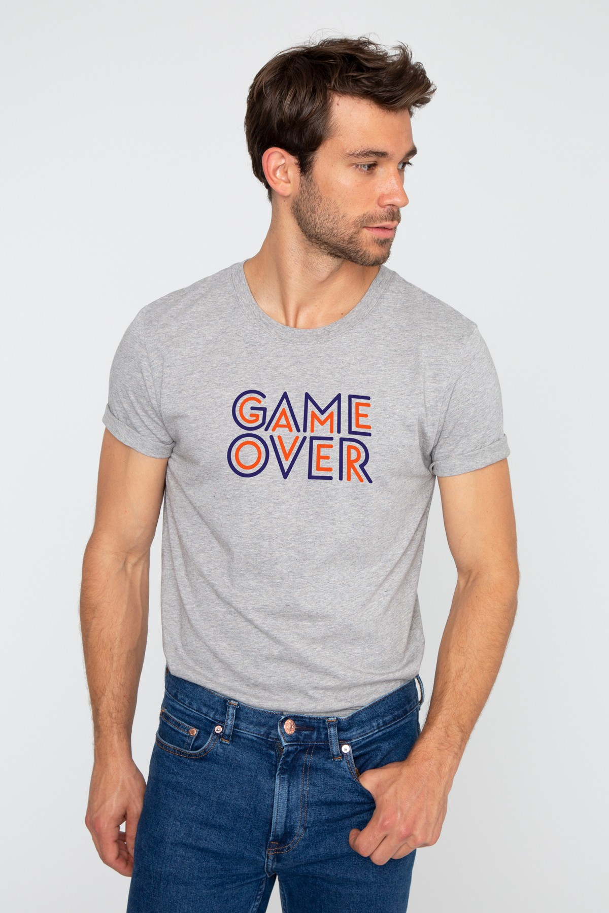 Men's T-shirt Game Over