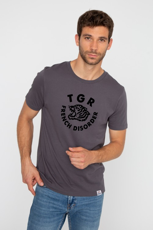Men's Round Neck T-shirt