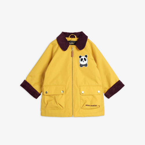 Good-Looking Padded Country Jacket in Yellow