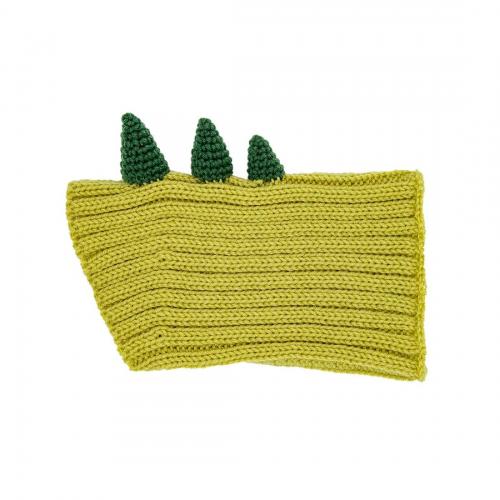Cool Knit Dinosaur Howloween Dog Snood
