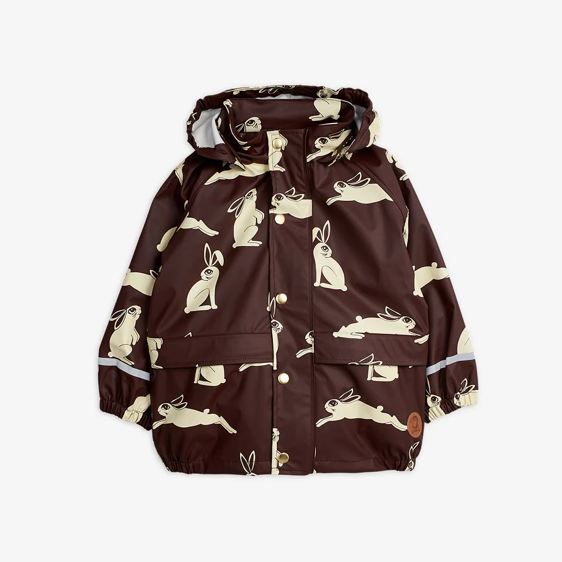 Lovely Rabbit Rain Jacket