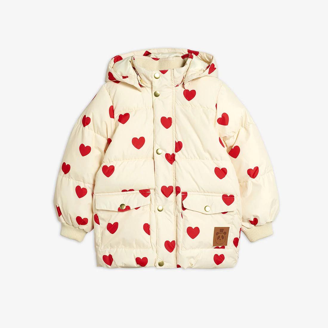 Sweet Hearts Puffer Jacket