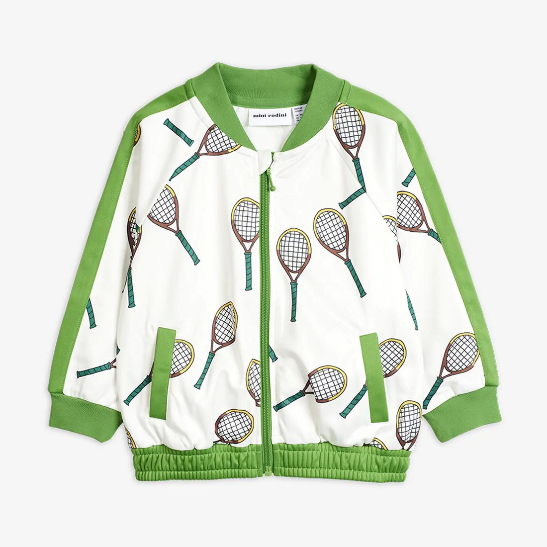 Comfortable Tennis Track Jacket