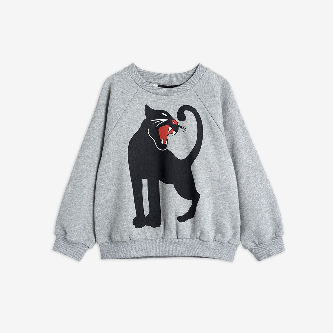 Light Grey Panther Sweatshirt