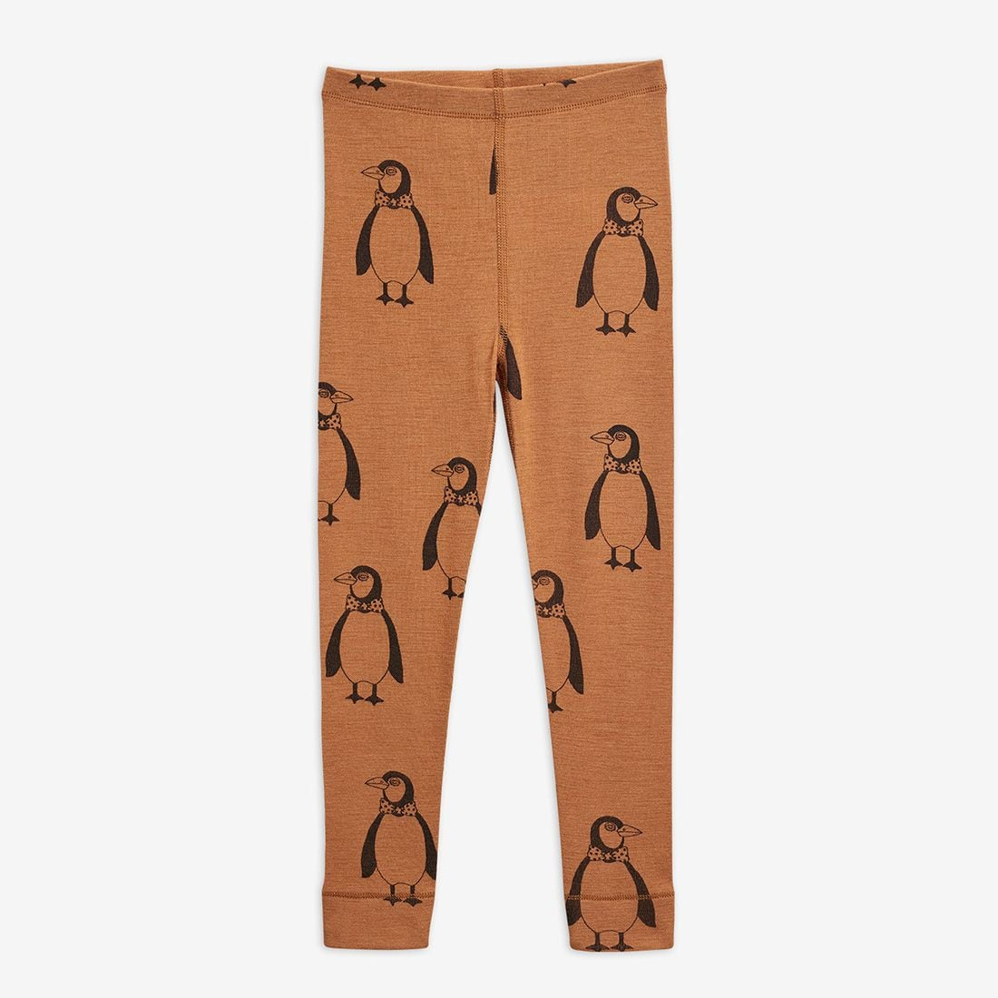 Cute Penguin Wool Leggings