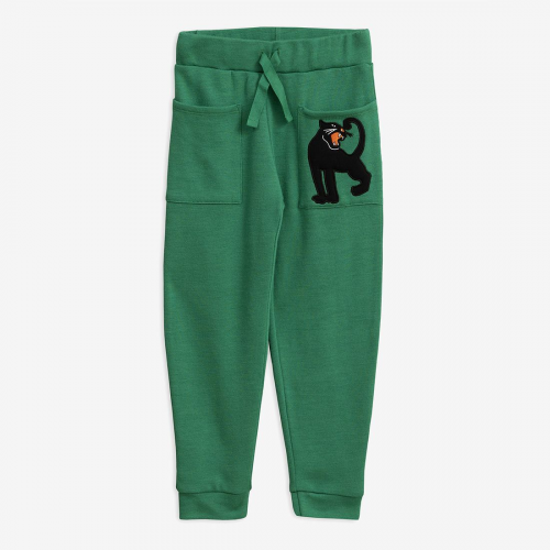 Pretty Panther Wool Terry Trousers