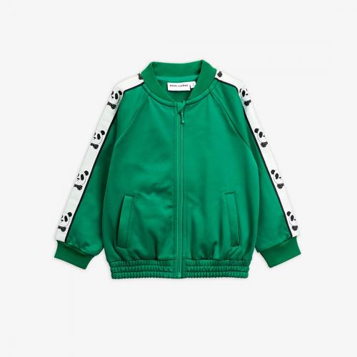 Green Panda Track Jacket