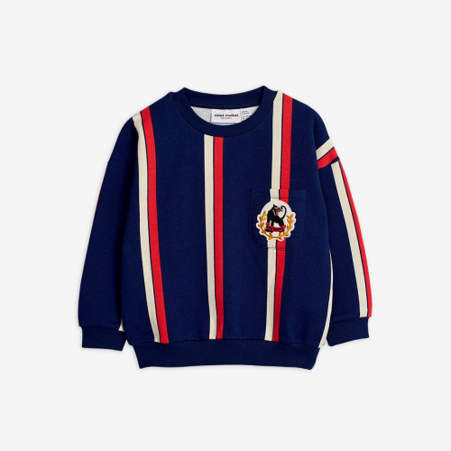 Cool Stripe Sweatshirt