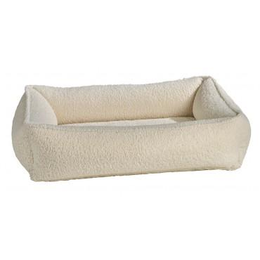 Comfortable Urban Lounger in Ivory