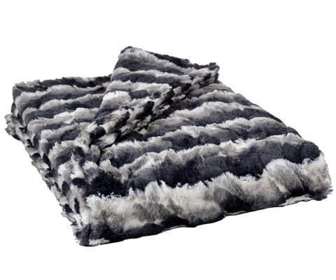 Comfortable Faux Fur Blanket
