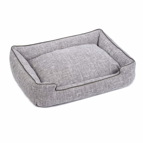 Cozy Harper Lounge Bed in Gris