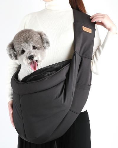 Comfy Day Sling in Charcoal