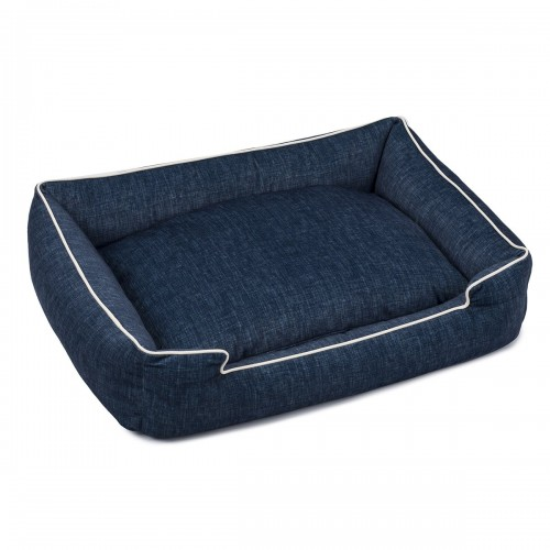 Ideal Lounge Bed in Denim