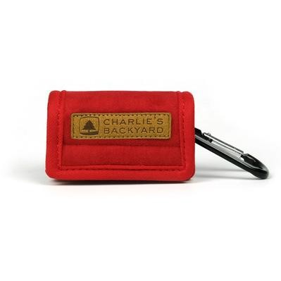 Small Bag Pouch in Red