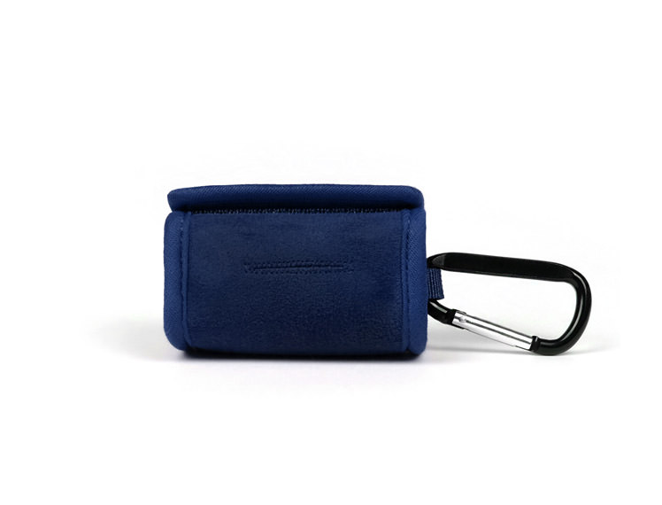 Miniature Bag Pouch in Navy