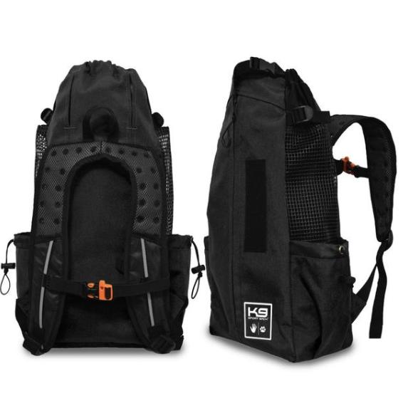 Comfy Backpack in Black