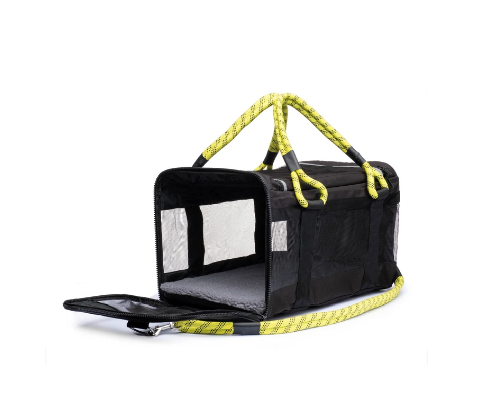 Safe Dog Carrier in Black
