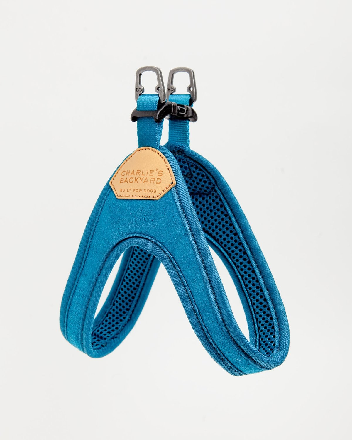 Buckle Up Easy Harness in Teal
