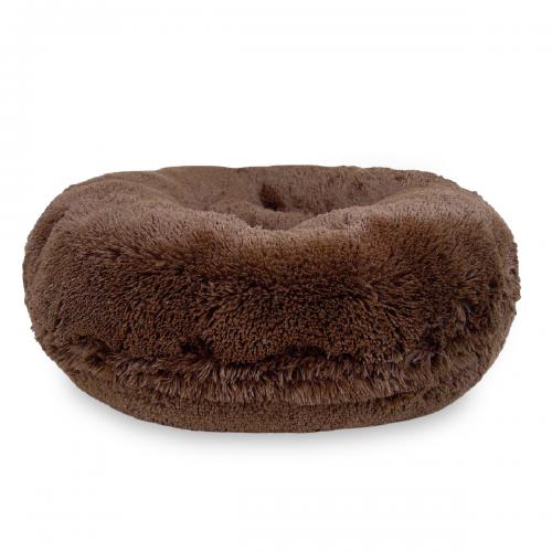 Comfortable Bagel Pet Bed