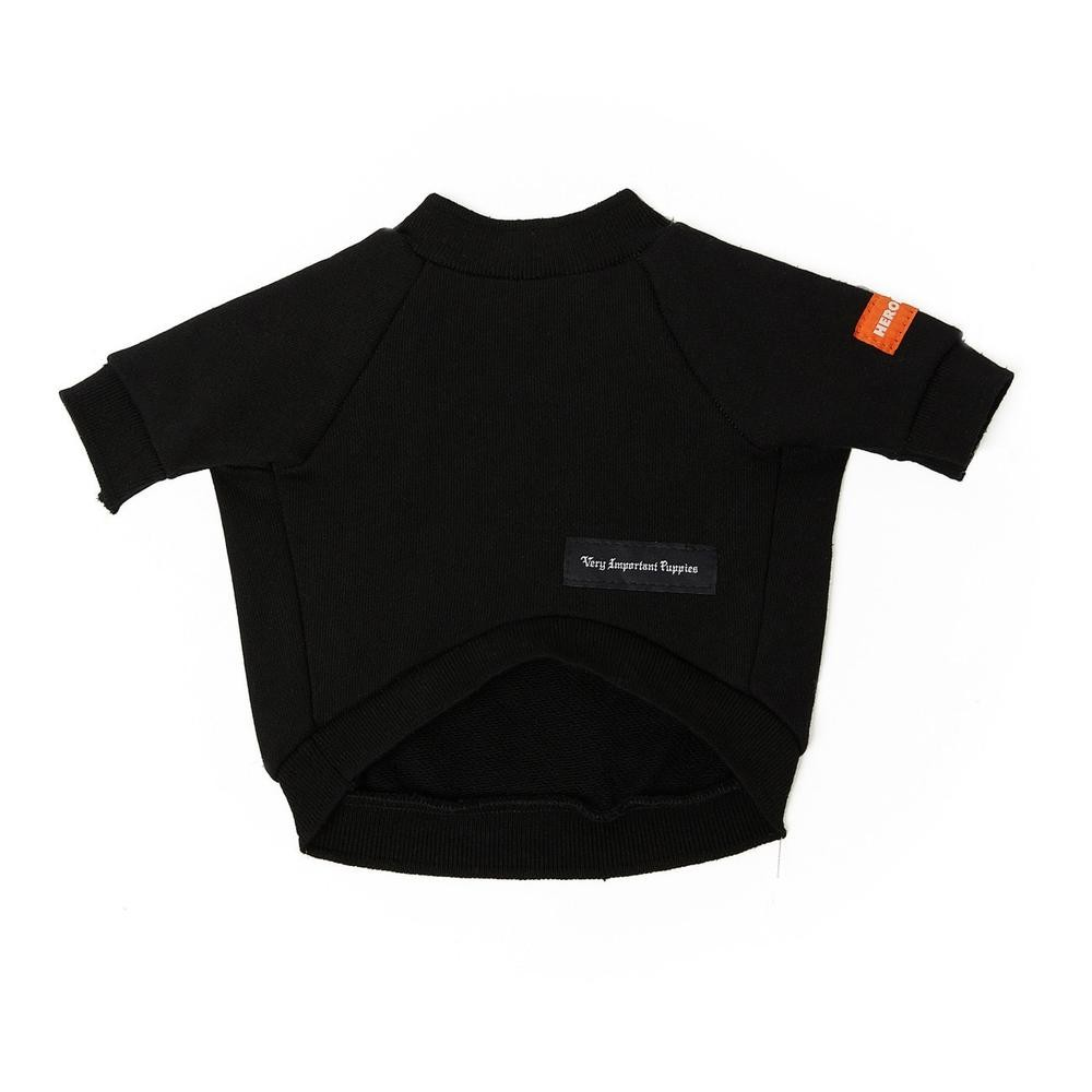 Cotton Sleeve in Black