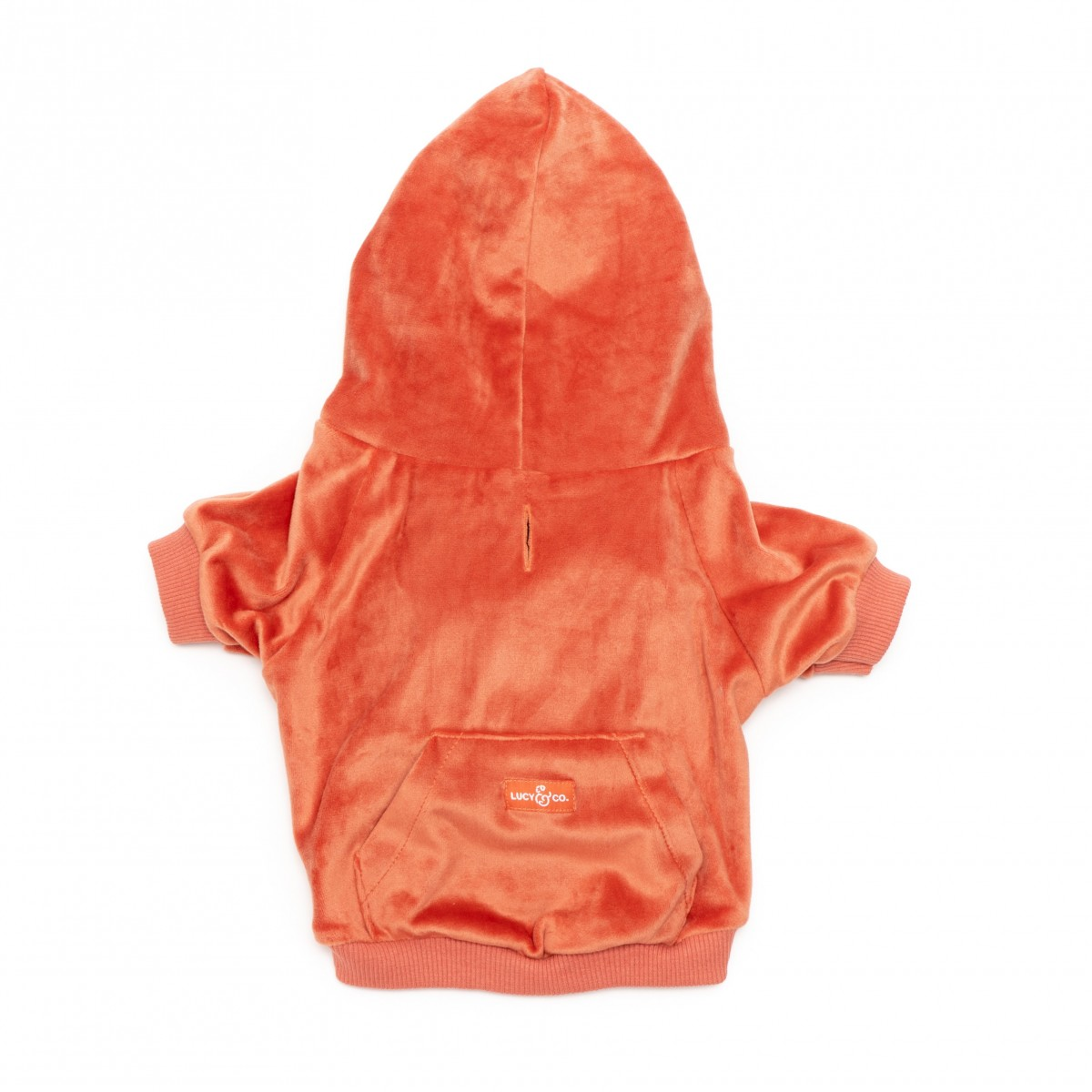The Stylish Velour Hoodie