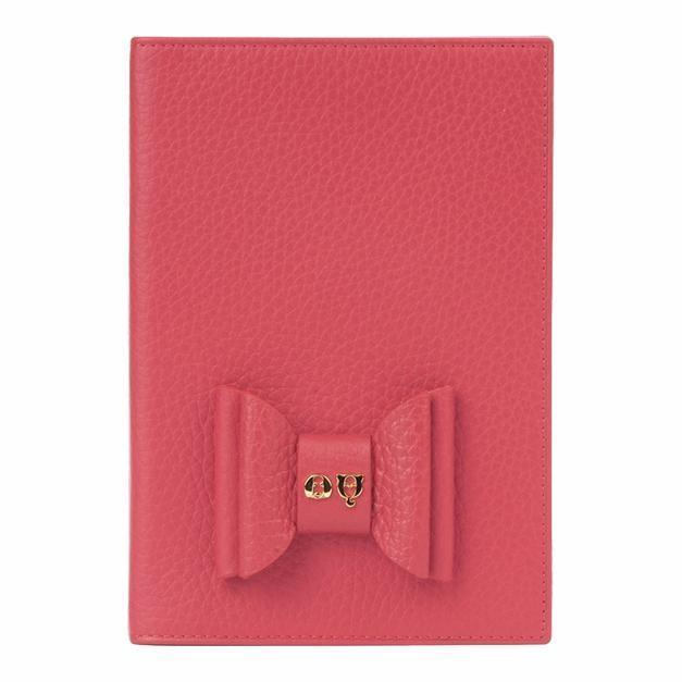 Trendy Pet Passport in Red