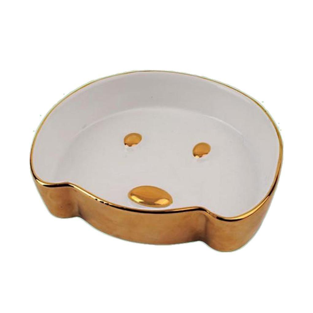 Compact Woof Dog Bowl