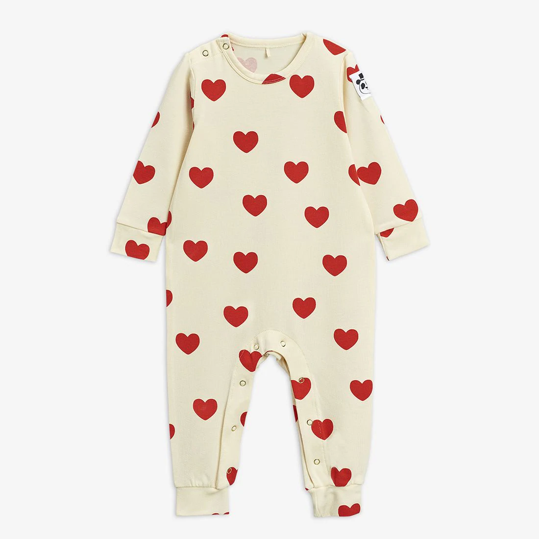 Sweet Basic Hearts Jumpsuit