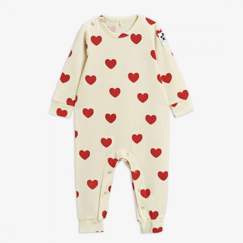 Sweet Basic Hearts Jumpsuit