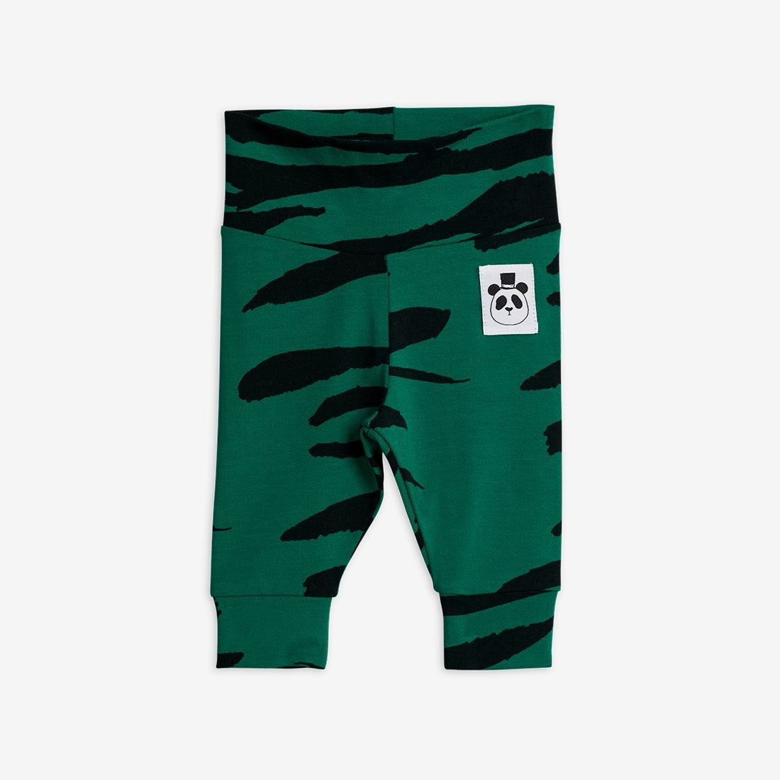 Fine Tiger Newborn Leggings