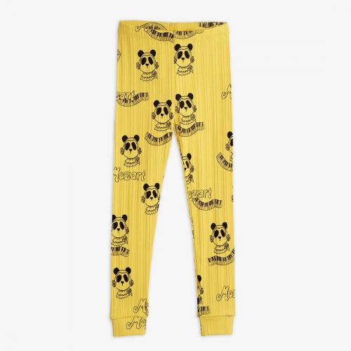 Yellow Kids Leggings