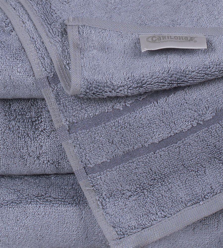 Blue Lagoon Bamboo Bath Towel Set
