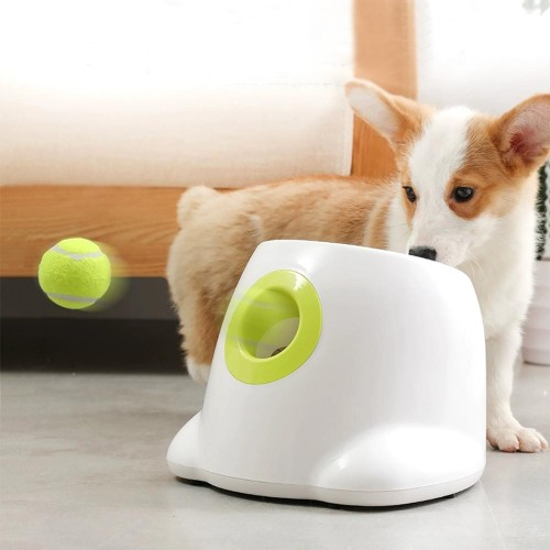 Cool Automatic Ball Launcher