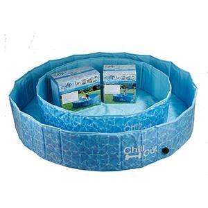 Medium Outdoor Foldable Bathing Dog Pool