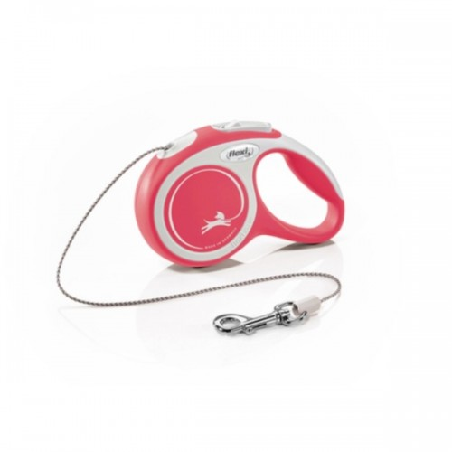Red Comfort Cord Leash