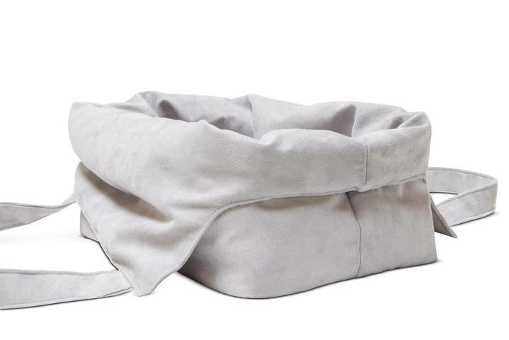 Grey Pick & Sleep Dog Carrier