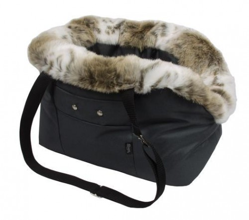 Warm Small Dog Travel Bag