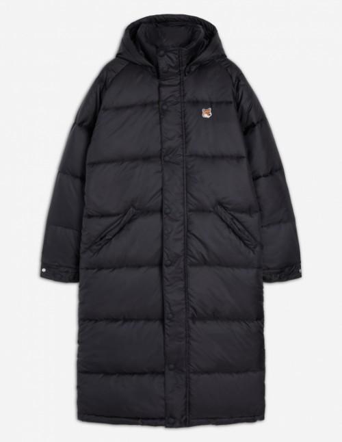 Black Long Down Coat