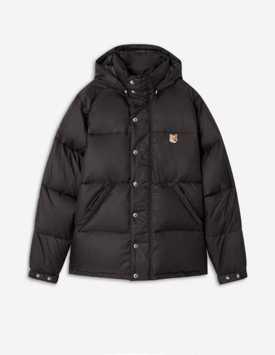 Black Short Down Jacket