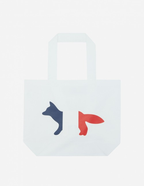 White Shopping Tote Bag