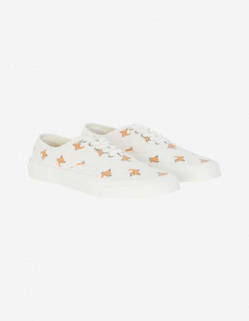 White Unisex Sneakers
