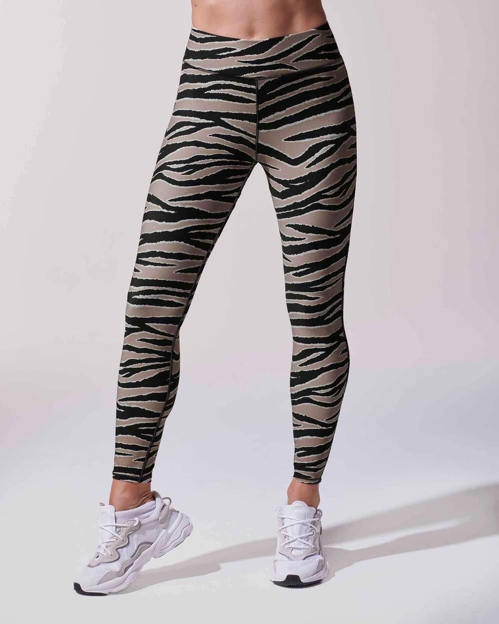 Desert Sand Leopard Print Legging