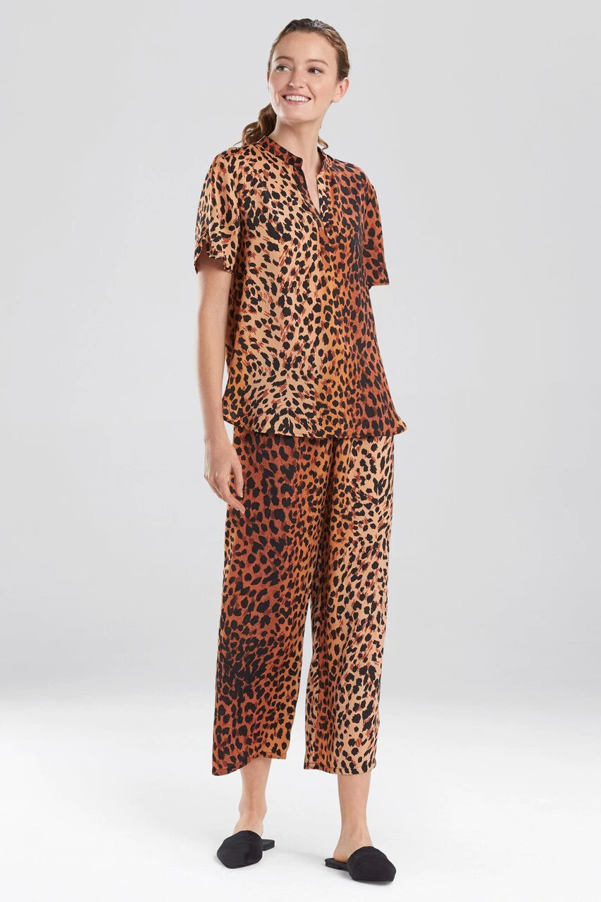 Natural Cheetah Pyjama