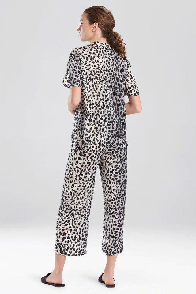 Silver Cheetah Pyjama