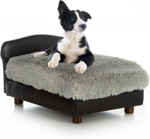 Black Modern Cat & Dog Bed
