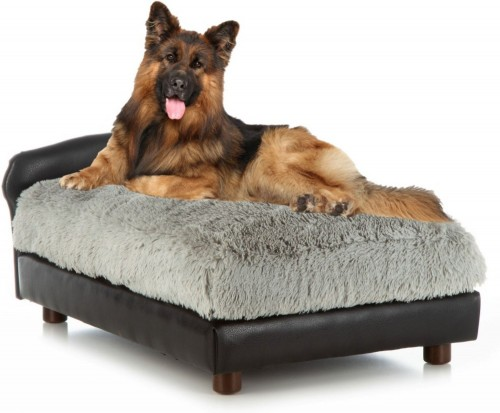 Black Classic Cat & Dog Bed