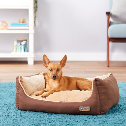 Mocha Thermo Cat & Dog Bed
