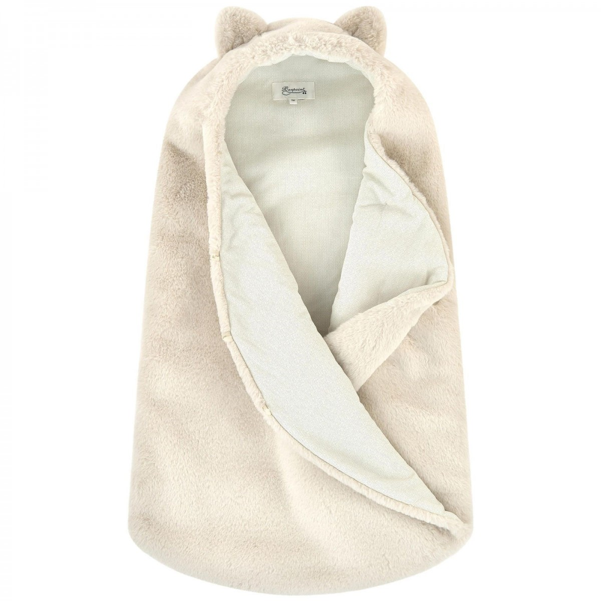 Soft Sleeping Bag in Pale Pink