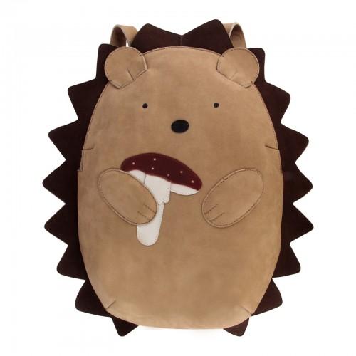Pretty Brown Backpack