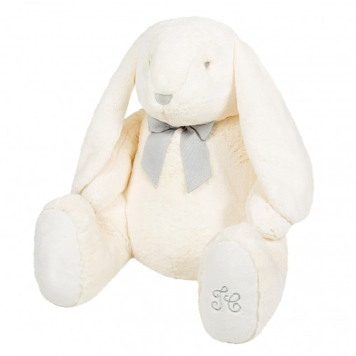 White Bunny Soft Toy